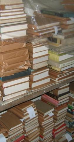 Harold Stweart's Library