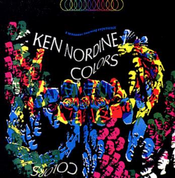 Ken Nordine's 1967 record, Colors.