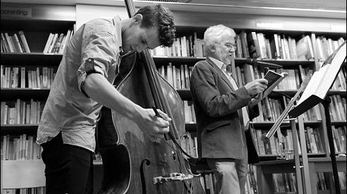 Geoff Page and Alex Boneham