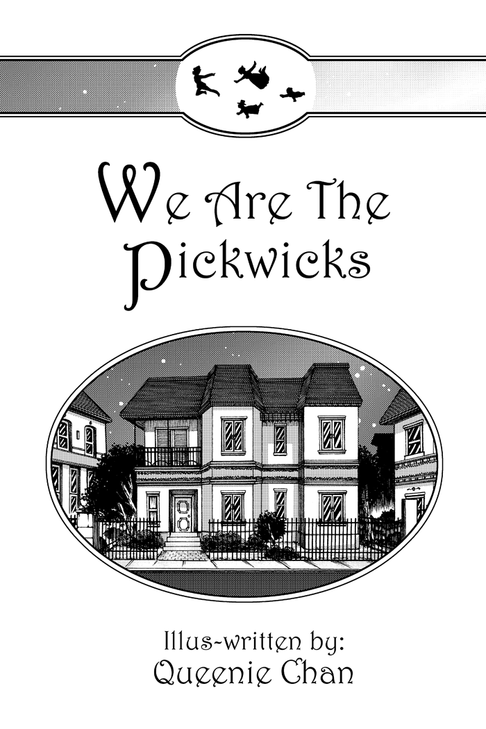 We Are the Pickwicks (extended remix)