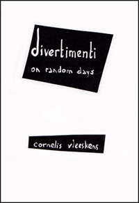 Title page of Divertimenti