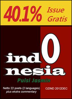 Cordite 40.1: INDONESIA