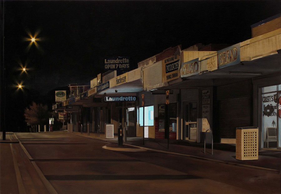 Kooyong Road Shops