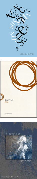 3 Geoff Page books
