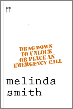 Drag down to unlock or place an emergency call