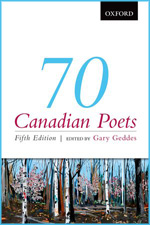 70 Canadian Poets, Fifth Edition