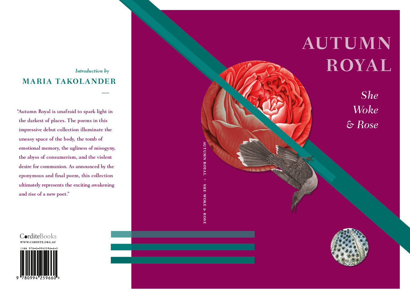 introduction to autumn royal s she woke rose cordite poetry review