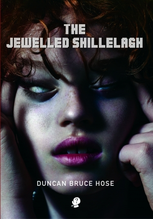 The front cover of The Jewelled Shillelagh by Duncan Hose.